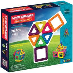 Magformers Creator Neon 26 pc Set