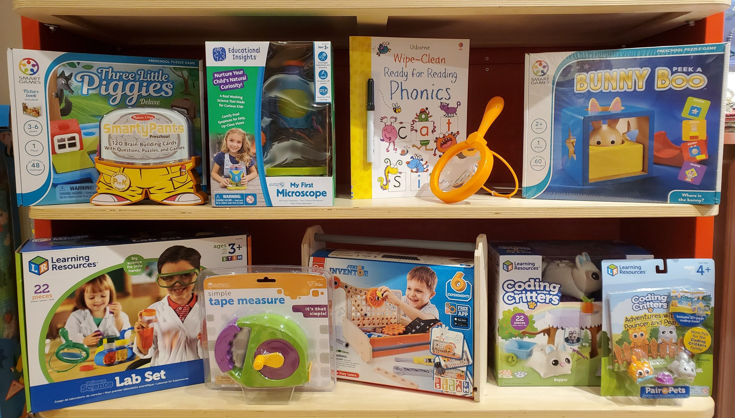 preschool at home learning