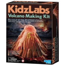 tabletop volcano