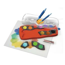 watercolor connector box