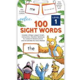 100 sight words