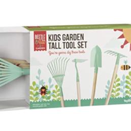 kids garden tool set