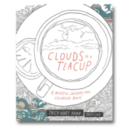 clouds in a teacup coloring book