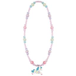 great pretenders prancing unicorn necklace
