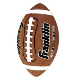 franklin sports grip rite football