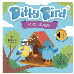 ditty bird bird songs book