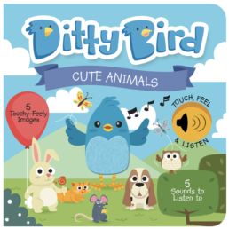 ditty bird cute animals