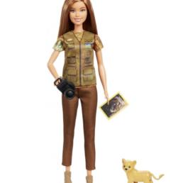 photographer barbie