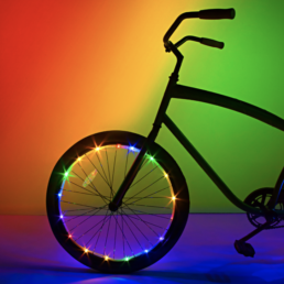 rainbow wheel brightz