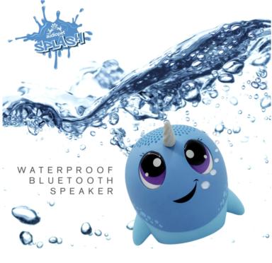 narwhal waterproof bluetooth speaker