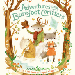 adventures barefoot critters