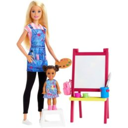 art teacher barbie