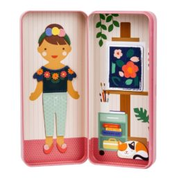 at the studio magnetic doll kit
