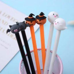 Halloween gel pens