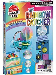 rainbow prism maker science kit