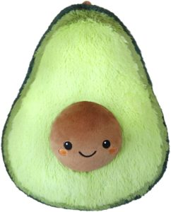 giant avocado plush