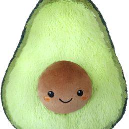 giant avocado plush