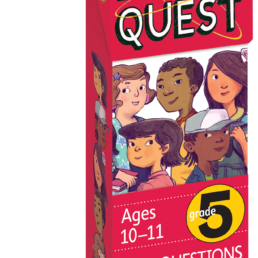 brain quest 5th grade cards