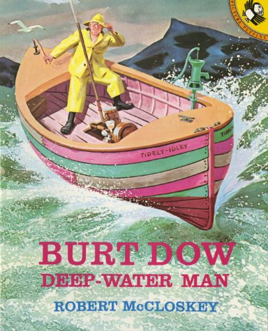 burt dow deep water man