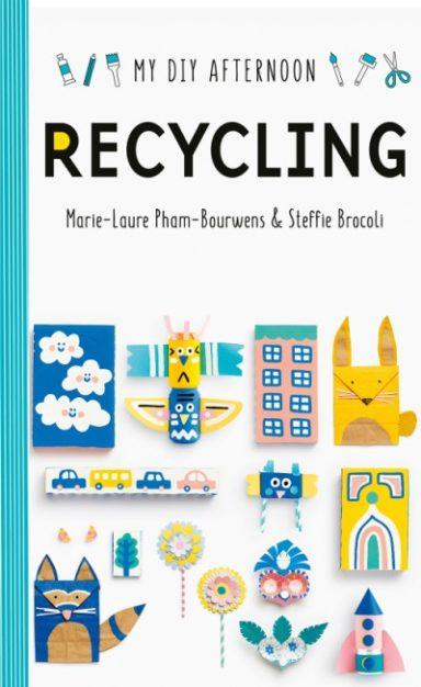 diy recycling book