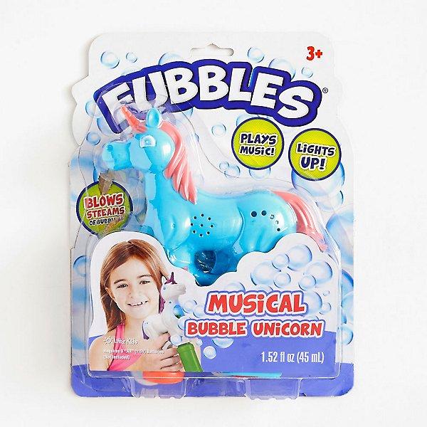 fubbles unicorn bubbles