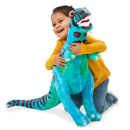 giant t rex stuffed animal