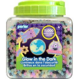 glow in the dark perler beads