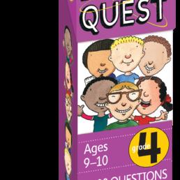 grade 4 cards