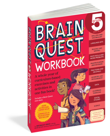 grade 5 workbook