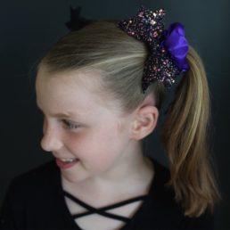 bat scrunchie