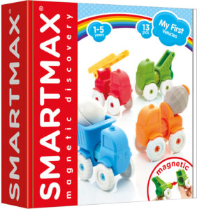 smartmax my first vehicles magnetic building kit for toddlers