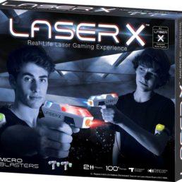 laser x microblaster
