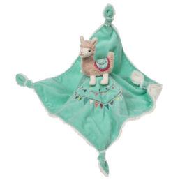 lily llama blanket