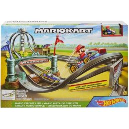 mario kart hot wheels track