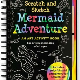 mermaid adventure scratch and sketch