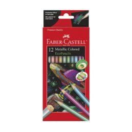 metallic colored eco pencil