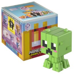 minecraft minifigures