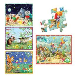 eeboo mini puzzles