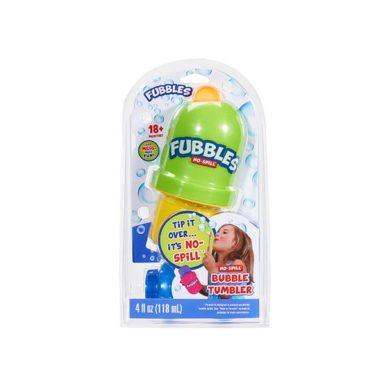 no spill bubble tumbler