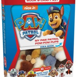 paw patrol craft kit
