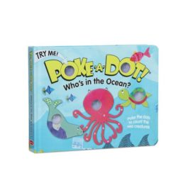 poke a dot ocean book