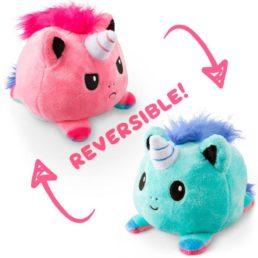 chibi puff reversible unicorn