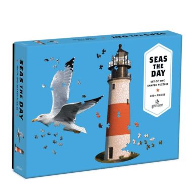 seas the day shaped puzzle