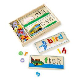 see and spell word puzzle