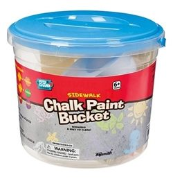 chalk paint bucket