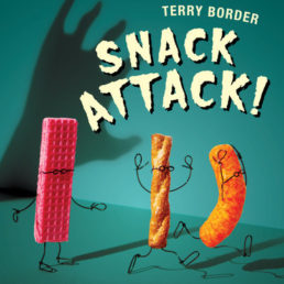 snack attack book
