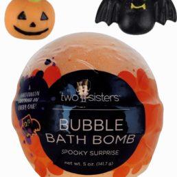 halloween bath bomb