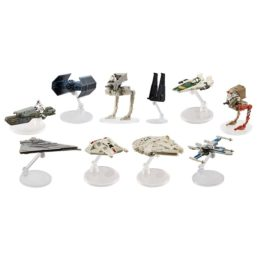 hot wheels star wars starships