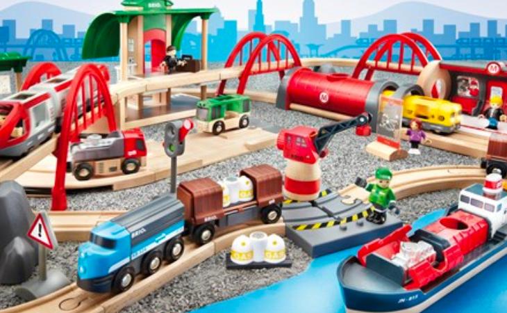 Vehicles: Trains