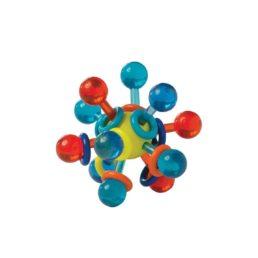 transparent atom teether